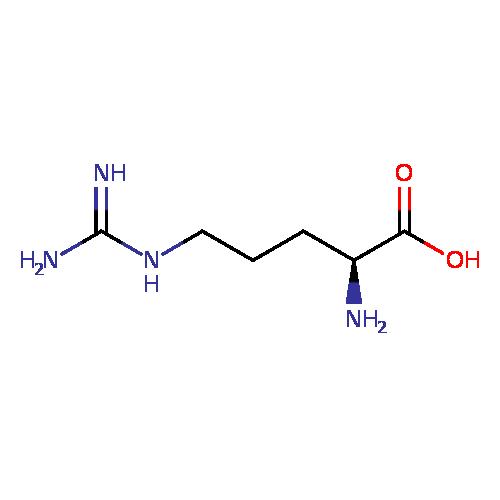 L-Arginine (YMDB00592) - Yeast Metabolome Database