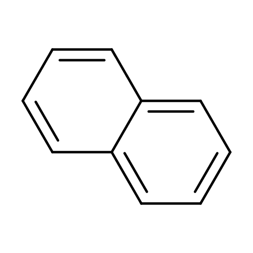 naphthalene melting range
